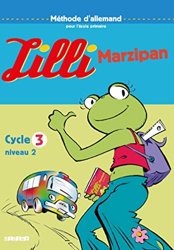 9782278055401: Lilli Marzipan : Allemand, cycle 3, niveau 2 (fichier)