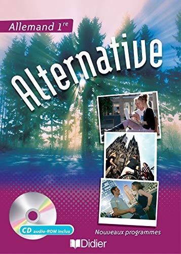 9782278055487: Allemand 1e Alternative (1Cédérom) (French Edition)