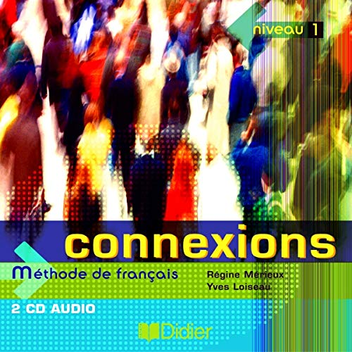 9782278055517: Connexions 1 Methode de Francais: Class CD 1 (French Edition)