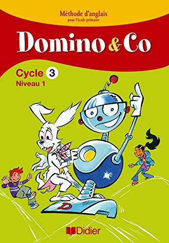 9782278055692: Domino & Co Cycle 3 Niveau 1 : fichier eleve