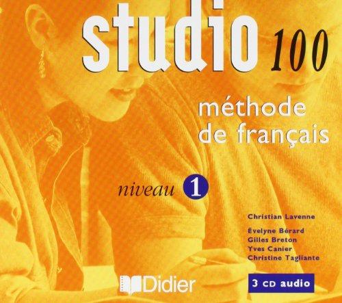9782278055821: Studio 100: CD Classe 1 (French Edition)