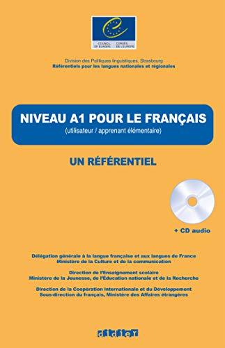 9782278056422: Un Referentiel: Niveau A1 Livre + CD (French Edition)