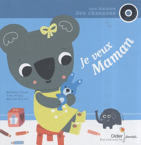 9782278056590: Je veux Maman (1CD audio) (French Edition)