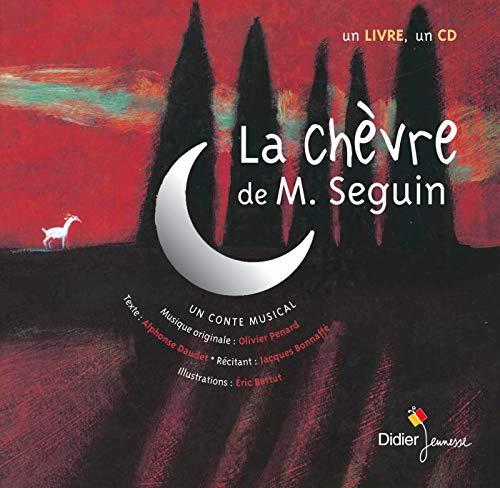 9782278057016: La Chevre De M. Seguin A. Daudet + Cd
