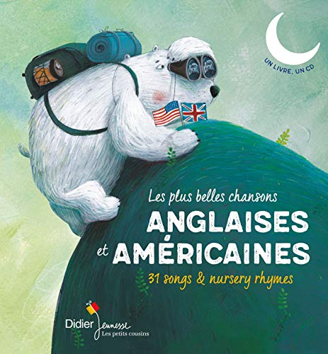 9782278057047: Les plus belles chansons anglaises et américaines (1CD audio)