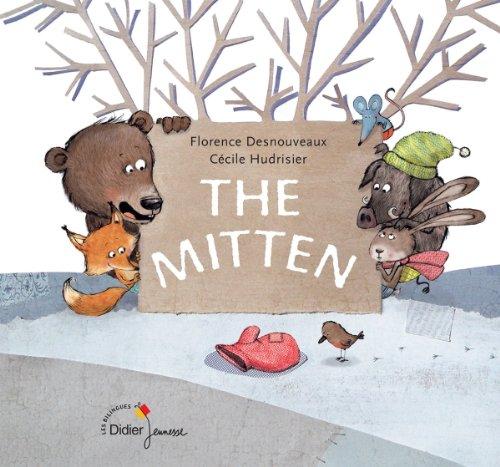 9782278057276: The Mitten (La Moufle) (Les bilingues)