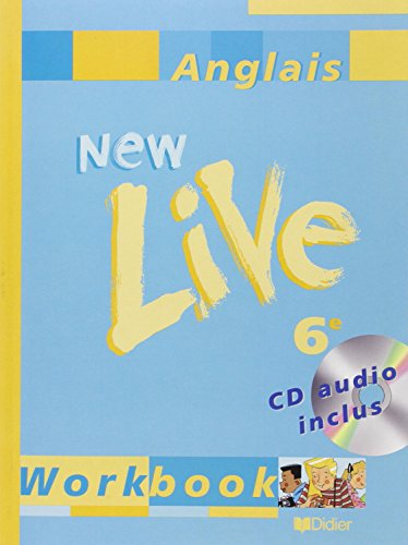 9782278057900: New Live Sixi�me Suisse Cahier + CD