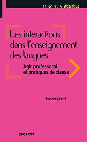 Les interactions dans l'enseignement des langues : Francine Cicurel