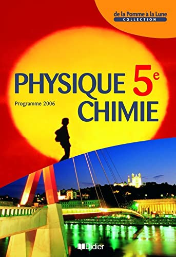 9782278058419: Physique Chimie 5e (French Edition)