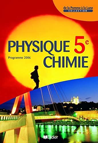 9782278058419: Physique Chimie 5e : Programme 2006