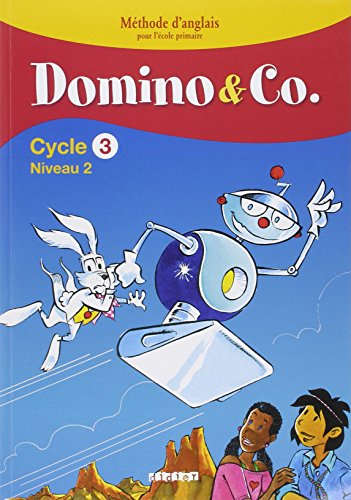 9782278058587: Domino and Co Cycle 3 Niveau 2 : Fichier Eleve