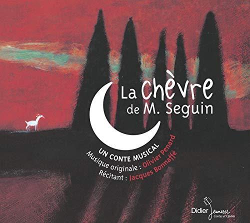 9782278059096: La chèvre de M. Seguin - Un conte musical