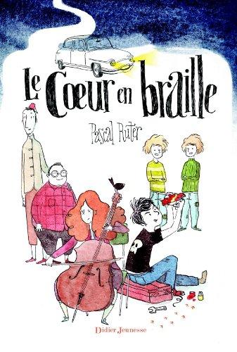 9782278059249: Le coeur en braille (Fiction)