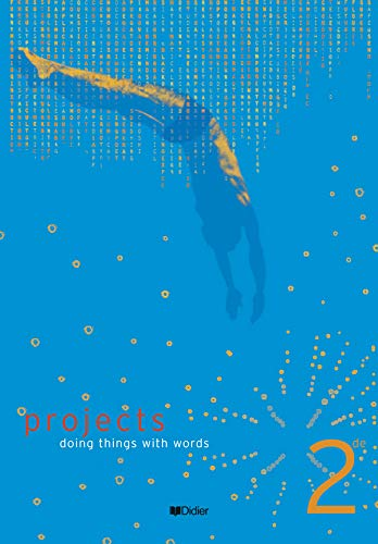 9782278059928: Anglais 2e Projects : Doing things with words (1CD audio)