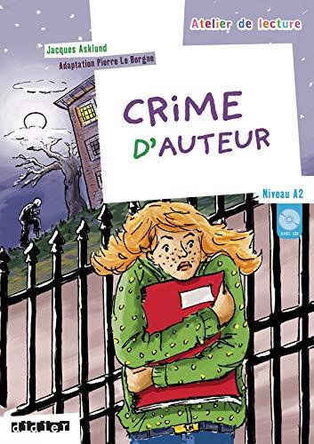 9782278060979: Atelier De Lecture: Crime D'Auteur (French Edition)