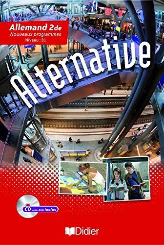9782278061051: Alternative 2de lv1/lv2 - livre + CD audio