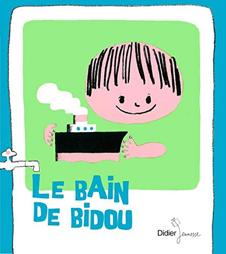9782278061860: Le bain de Bidou