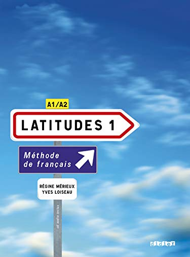 9782278062492: Latitudes 1 niv.1 - Livre + CD