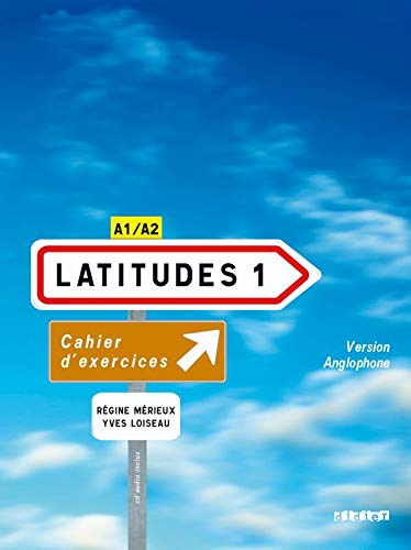 9782278062898: LATITUDES NIVEAU 1 VERSION ANGLOPHONE CAHIER + CD