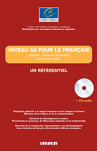 9782278062997: Un Referentiel: Niveau A2 Livre + CD (French Edition)