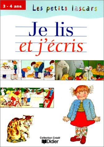 9782278063277: Les Petits Lascars: Je Lis et J'ecris 1 - 3-4 ans (French Edition)