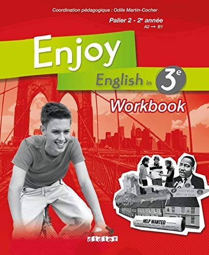 9782278063642: Enjoy English in 3e : Workbook