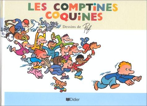9782278064977: LES COMPTINES COQUINES ALBUM