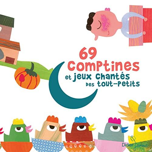9782278065080: 69 Comptines Et Jeux Chantes Des to