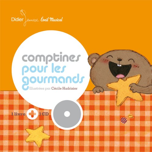 9782278065301: Comptines pour les gourmands (1CD audio) (French Edition)