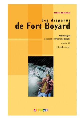 9782278066636: Atelier De Lecture: Les Disparus De Fort Boyard - Book & CD (French Edition)