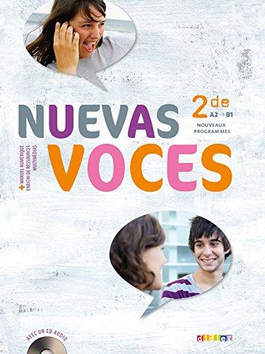 9782278066742: Espagnol 2de, Nuevas Voces (French Edition)
