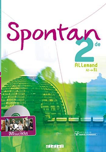9782278067053: Allemand 2de Spontan (French Edition)