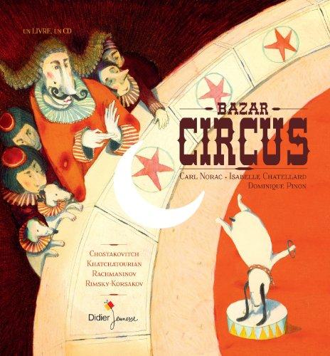 9782278068166: Bazar Circus