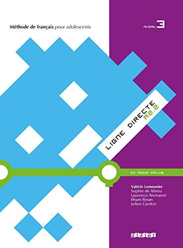9782278069224: Ligne Directe: Livre de l'Eleve 3 & CD-Audio (French Edition)