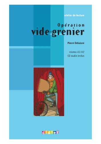 9782278069583: Opération vide-grenier - Livre + CD
