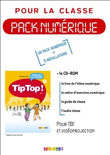9782278069804: Tip Top ! Niveau 1 - Pack Numerique 1 Licence - Cle Usb (Non Paru)