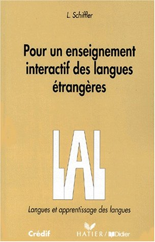 9782278070169: Pour un enseignement interactif des langues �trang�res