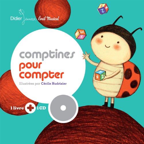 9782278071081: Comptines pour compter (Mes premiers livres-disques)
