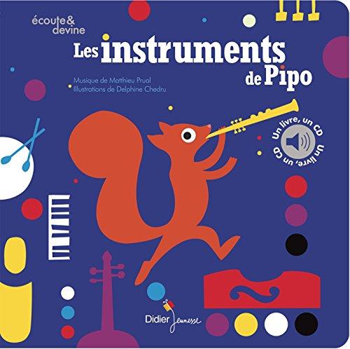 9782278071234: Les Instruments de Pipo