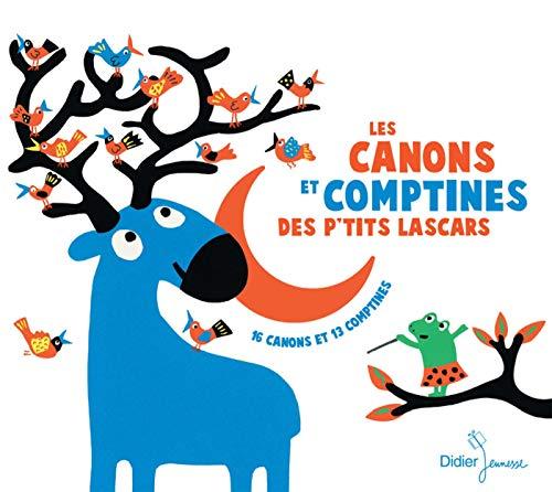 9782278071272: Canons et Comptines des P'tits Lascars, 15 Canons et 14 Chansons