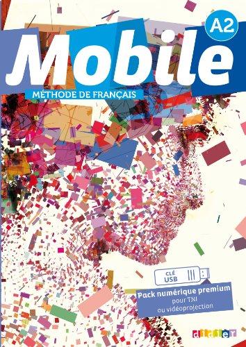 9782278072774: Mobile: Pack Numerique A2 Sur Cle Usb (French Edition)