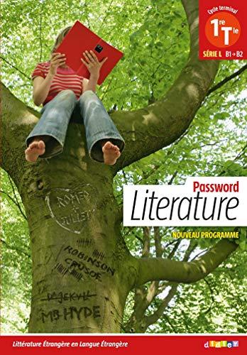 9782278072996: Password Literature 1re Tle L (éd. 2012) - Livre