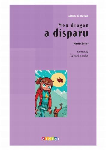 9782278073023: Mon dragon a disparu - Livre + CD audio