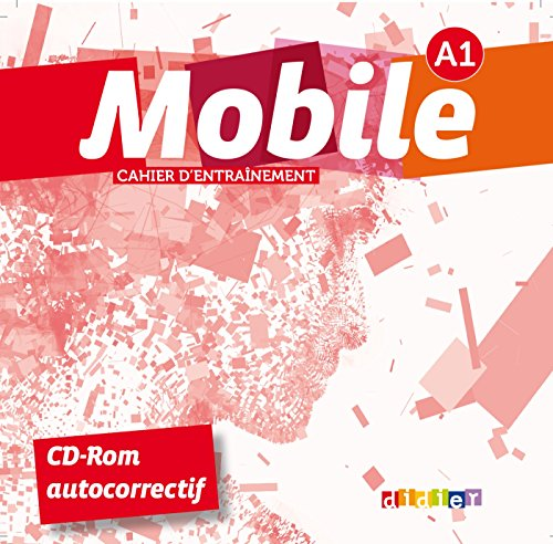9782278073078: Mobile 1 niv.A1 - CD-rom