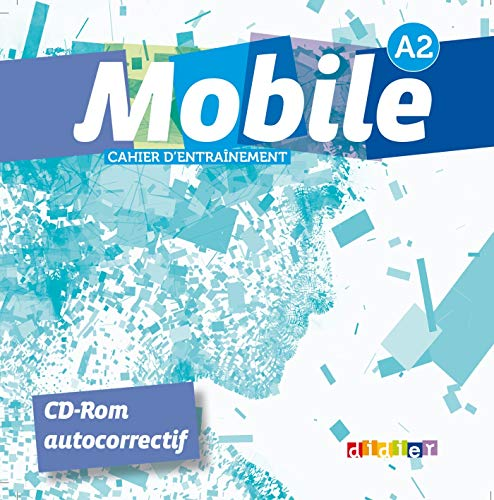 9782278073085: Mobile A2 - CD-rom d'exercices