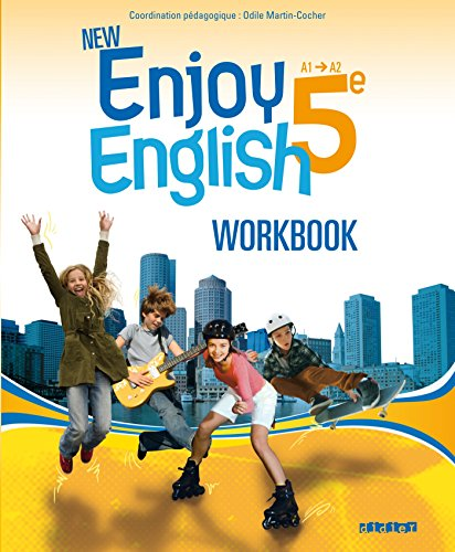 9782278073221: New Enjoy English 5e - Workbook