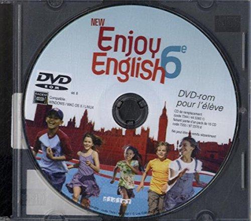 9782278073443: Enjoy english 6e nouvelle édition - DVD promo (ne pas publier)