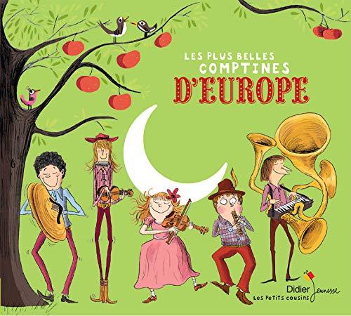 9782278075256: Les Plus Belles comptines d'Europe