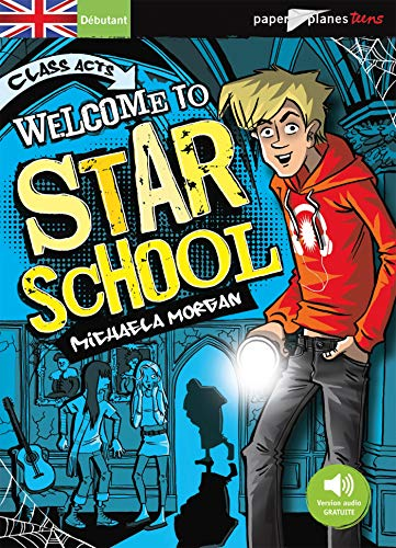 9782278076246: Welcome to Star School - livre+mp3