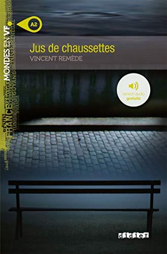 9782278076369: Jus de chaussettes niv. A2 - Livre + mp3
